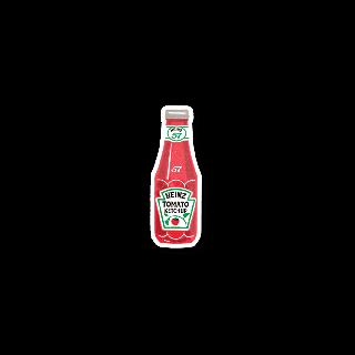 Heinz Ketchup Sticker