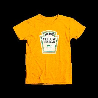 Heinz Youth Mustard T-shirt