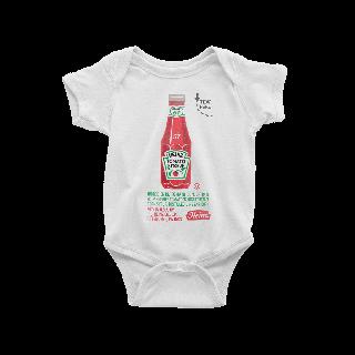 Heinz Ketchup Packet Onesie