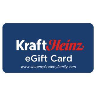 Kraft Heinz eGift Card