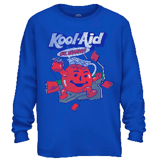 Kool-Aid Youth Long Sleeve T-shirt