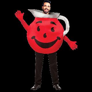 Kool-Aid Adult Halloween Costume