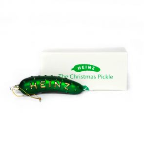 Heinz Pickle Ornament