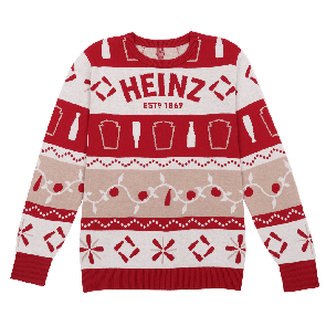 Heinz Holiday Sweater