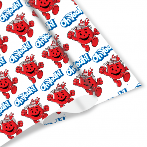 Kool-Aid Wrapping Paper