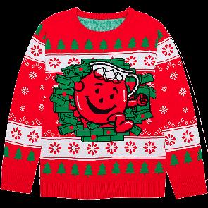 Kool-Aid Man Brick Wall Sweater